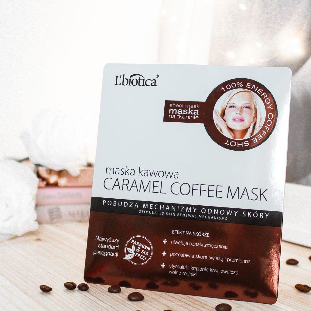 L'biotica Carmel Coffee Mask