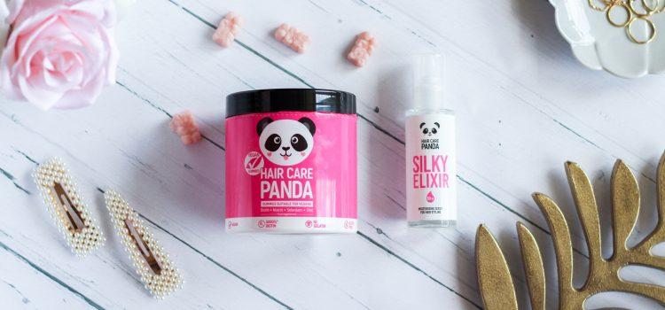 Zdrowe i piękne włosy Hair Care Panda