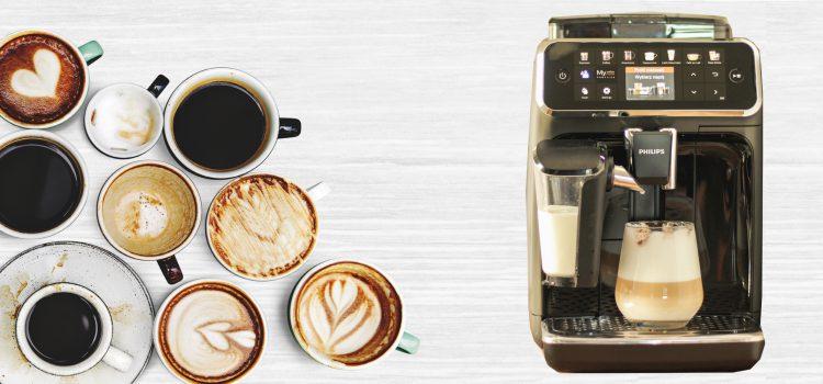 Philips LatteGo 5400 dla kawoszy ceniących funcjonalność