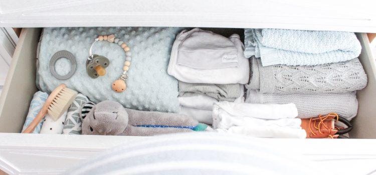 Wyprawka dla mamy i dziecka do szpitala