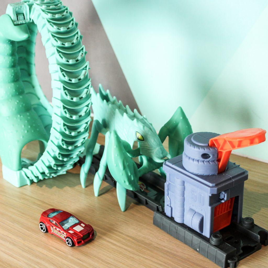 Toxyczny atak skorpiona