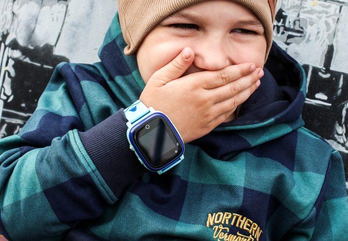 Smartwatch GARETT KIDS SUN 4G prezent na Dzień dziecka, Komunię